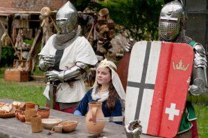 Savaitgalį Trakų pilyje šeimininkaus senųjų amatų meistrai