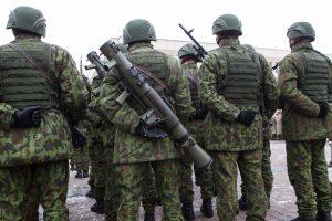 Seimas inicijuoja naują susitarimą dėl gynybos finansavimo