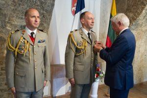Akredituotas naujasis Prancūzijos gynybos atašė Lietuvai