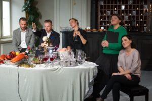 Vilniaus mažasis teatras kviečia į tris premjeras