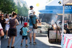 Vilniuje prasideda Europos tautų mugė
