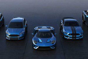 """""""Ford Performance"""" tapo sportinių automobilių rinkos lyderiu"""