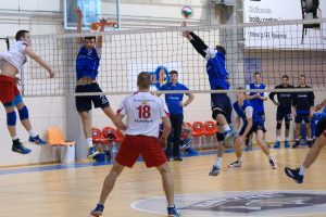 Lietuvos tinklinio čempionato antrasis ratas baigėsi dramatiška pergale