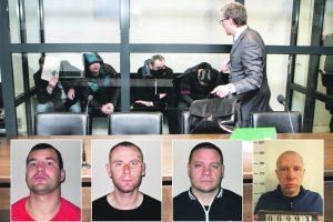 Lietuvoje ir Norvegijoje siautėjusios gaujos gniaužtai buvo baisūs