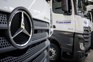 """""""Hegelmann Transporte"""" automobilių parke atsiras net 1000 naujų vilkikų"""