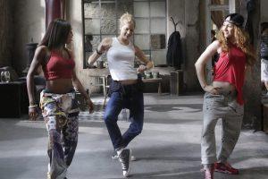 Į kino teatrus atkeliauja naujas hitas neabejingiems šokiui