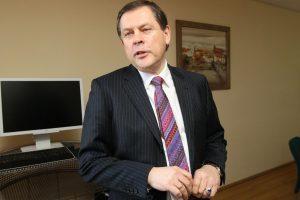 Teismas areštavo 9 mln. eurų vertės R. Stonio turto