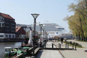Atsisveikinimui su vasara – jūrų milžino viešnagė