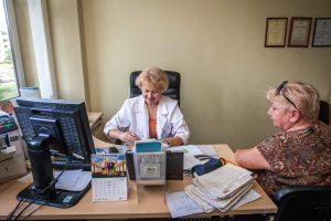 Paradoksas: medikams neapsimoka dirbti greičiau