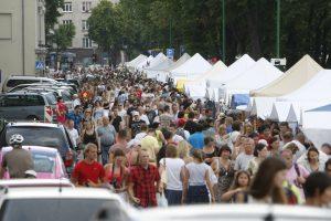 Statistika byloja, kad Klaipėda moka švęsti