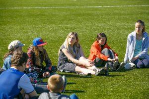 Vaikų vasaros stovyklos – nuo mokyklos suolo iki cirko