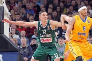 P. Jankūnas nepraleido jau 77 rungtynių iš eilės