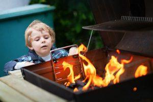 Uostamiestyje – vaikų traumų bumas