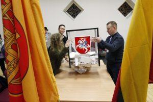 Seimo rinkimai – be siurprizų?
