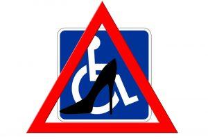 Prieš neįgaliąją klaipėdietę – išpuolis
