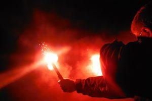 Naujųjų metų šventė – su grėsmės žyme