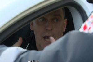 Buvęs krepšininkas G. Einikis nubaustas už policininkų įžeidimą