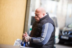 Kaune sulaikytas Anglijos narkomafijos baronas