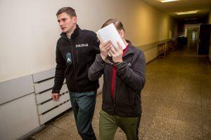 Latvis per dvejus metus Lietuvoje spėjo padaryti 72 nusikaltimus