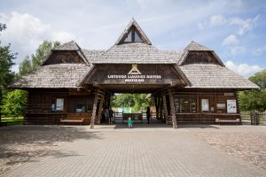 Iš Lietuvos liaudies buities muziejaus išguitas verslas