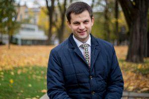 Po Harvardo – į Lietuvą: Amerikoje pušys taip nekvepia