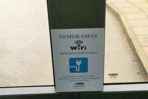 Klaipėdos autobusuose – nemokamas internetas