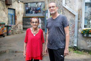 Lietuvoje pirmąkart viešėjęs B. Shirin sūnus – širdies kaunietis