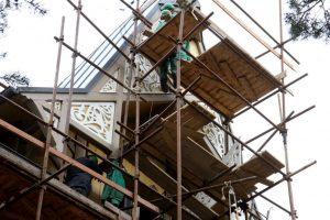Viloje Palangoje rasti vėjo vargonai