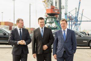 """Baltijos šalys artėjant Rusijos pratyboms """"Zapad"""" jaučiasi saugios"""