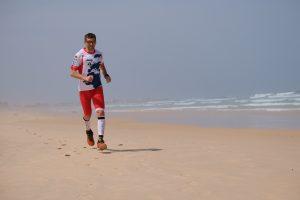 8000 km iššūkis: A. Ardzijauskas bėga iš Dakaro į Vilnių