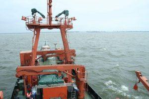 Atnaujinama jūrų avarinio ryšio sistema