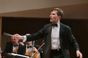 Koncertų salėje gros Lietuvos nacionalinis simfoninis orkestras