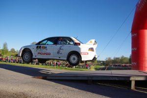"""""""300 Lakes Rally"""" dalyvaus devynių valstybių atstovai"""