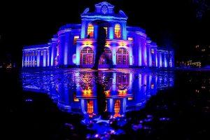 Šviesų festivalis ir vėl nuspalvins gražiausius miesto pastatus
