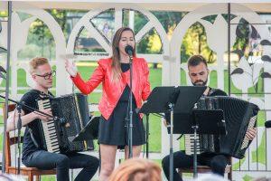 Muzikiniai vakarai vienijo Kačerginės bendruomenę