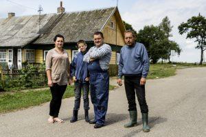 Kol verda ginčai, tuštėja ne tik Lietuvos kaimai