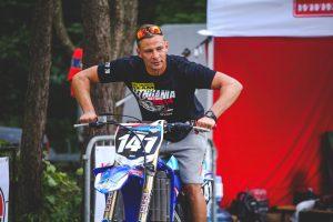 Įspūdinga Italijos motokroso trasa lietuvių neišgąsdino