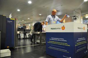 Lietuvos oro uostai rado būdą, kaip sumažinti maisto švaistymą