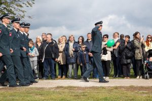 Artimesnė pažintis su policija sudomino ir jaunus, ir senus