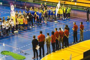 Mokyklų golfo čempionate triumfavo moksleiviai iš Vilniaus ir Trakų