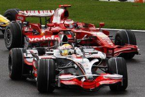 """""""Formulės 1"""" pasaulio čempionato etapo kvalifikacija nukelta į sekmadienį"""