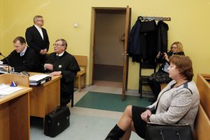 Teismas atvertė buvusios prokurorės bylą dėl prekybos poveikiu