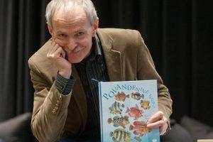 Vaikiškų knygų autorius K. Kasparavičius nominuotas A. Lindgren atminimo premijai