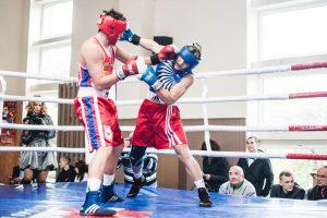 Prasidėjo tarptautinis D. Pozniako vardo jaunimo bokso turnyras