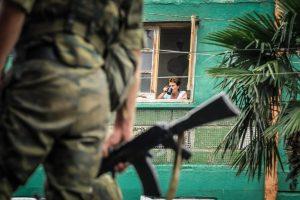 Pamatykite: A. Morozovo fotografijos iš karo zonos