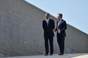 B. Obama pagerbė Argentinos diktatūros aukas