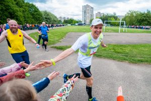 N. Buivydas: bėgimas padeda mesti žalingus įpročius ir daro laimingesniu