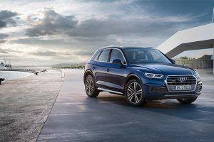 """Naujosios kartos """"Audi Q5"""" – jau Lietuvoje"""