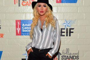 Dainininkė Ch. Aguilera susižadėjo (kas tas išsirinktasis?)