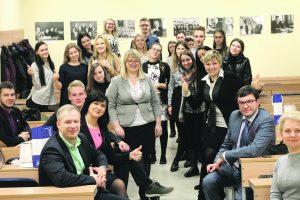 Jaunimas generavo verslo idėjas